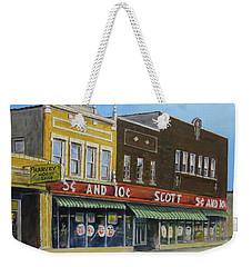 Stand Again Weekender Tote Bag