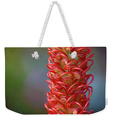 Weekender Tote Bag featuring the photograph Stand Proud by Keith Hawley