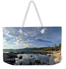 Stand Up For Nature Weekender Tote Bag by Sean Sarsfield