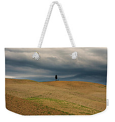 Standing Alone I Weekender Tote Bag by Yuri Santin