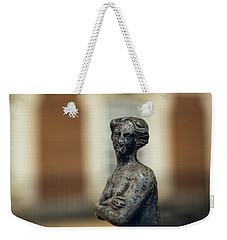Standing Alone Weekender Tote Bag by Lora Lee Chapman