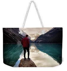 Standing Alone Weekender Tote Bag by Nicki Frates