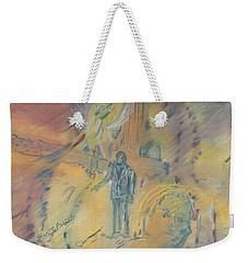 Standing At The Crossroads Weekender Tote Bag