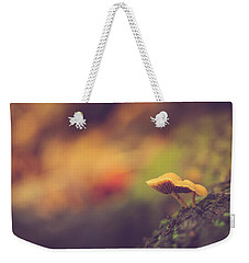 Standing At The Edge Weekender Tote Bag by Shane Holsclaw