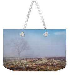 Weekender Tote Bag featuring the photograph Standing Fiercely by Jeremy Lavender Photography