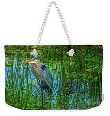 Standing Heron #1 Weekender Tote Bag