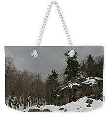 Standing Weekender Tote Bag