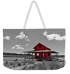 Standing Out All Alone Weekender Tote Bag by Catie Canetti