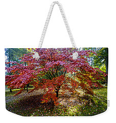 Standing Out From The Crowd Weekender Tote Bag