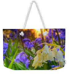 Standing Out Weekender Tote Bag by Isabella F Abbie Shores FRSA