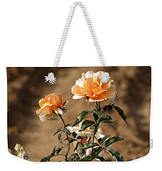 Weekender Tote Bag featuring the photograph Standing Out by Laurel Powell