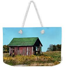 Standing Silent Weekender Tote Bag