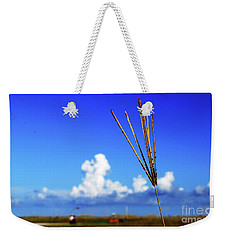 Weekender Tote Bag featuring the photograph Standing Tall by Gary Wonning