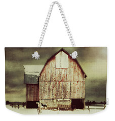 Standing Tall Weekender Tote Bag by Julie Hamilton