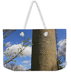 Weekender Tote Bag featuring the photograph Standing Tall  by Viviana  Nadowski