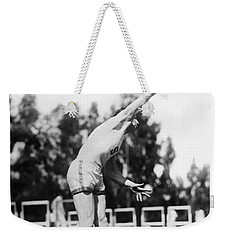 Stanford Field Star Hartranft Weekender Tote Bag by Underwood Archives