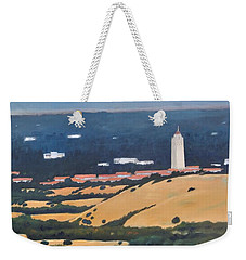 Stanford From Hills Weekender Tote Bag by Gary Coleman