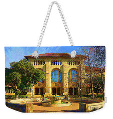 Stanford University Weekender Tote Bag
