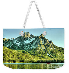 Stanley Lake Weekender Tote Bag