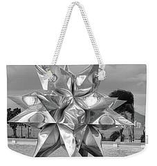 Star Weekender Tote Bag by Beto Machado