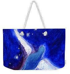 Star Bird Weekender Tote Bag