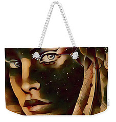 Star Child Weekender Tote Bag