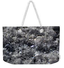 Star Crystal Weekender Tote Bag
