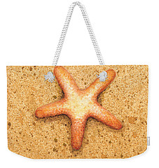 Star Fish Weekender Tote Bag
