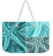 Starfish Pop Art Weekender Tote Bag