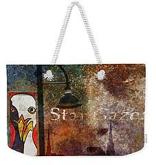 Star Gazer Weekender Tote Bag by Ed Hall
