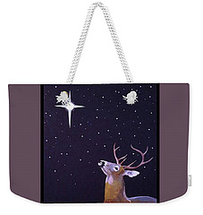 Star Gazer Weekender Tote Bag by Jim Harris