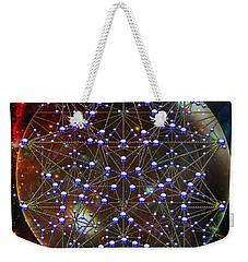 Star Weekender Tote Bag by Iowan Stone-Flowers