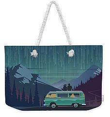 Star Light Vanlife Weekender Tote Bag
