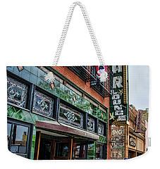 Star Lounge Weekender Tote Bag
