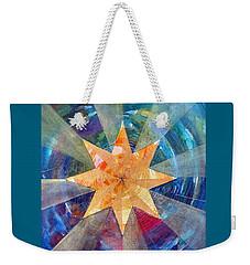 Star Mandala 1  Weekender Tote Bag
