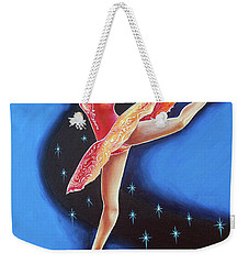 Star Night Weekender Tote Bag