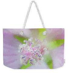 Star Of Nature  Weekender Tote Bag by Andrea Kollo