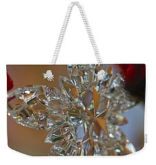 Star Ornament Weekender Tote Bag