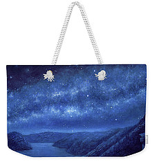 Star Path Weekender Tote Bag