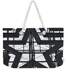 Star Power Roanoke Virginia Weekender Tote Bag