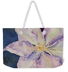 Star Shine Weekender Tote Bag by Mary Haley-Rocks