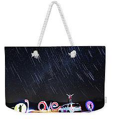 Star Showers Weekender Tote Bag
