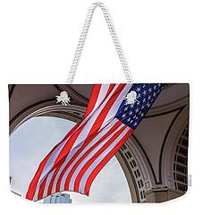 'star Spangle Banner' Weekender Tote Bag
