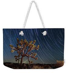 Star Spun Weekender Tote Bag