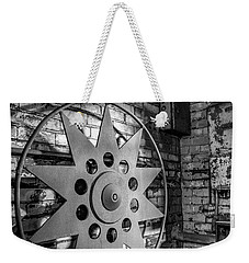 Star Wheel Weekender Tote Bag
