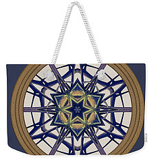 Star Window I Weekender Tote Bag