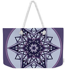 Star Window II Weekender Tote Bag