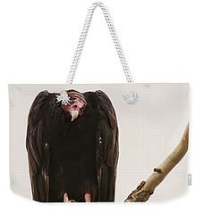 Stare Down Weekender Tote Bag