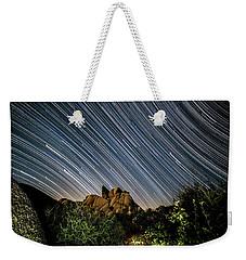 Starfall Weekender Tote Bag