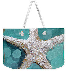 Starfish Goldie Weekender Tote Bag